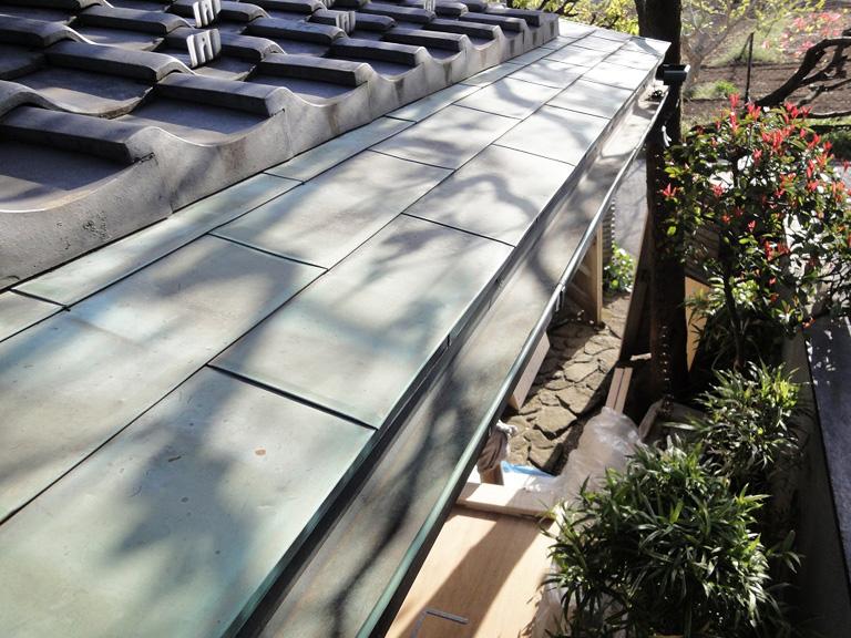 練馬のリフォーム会社 大東建設の屋根まわりリフォーム