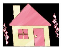 地震対策も安心の家づくり