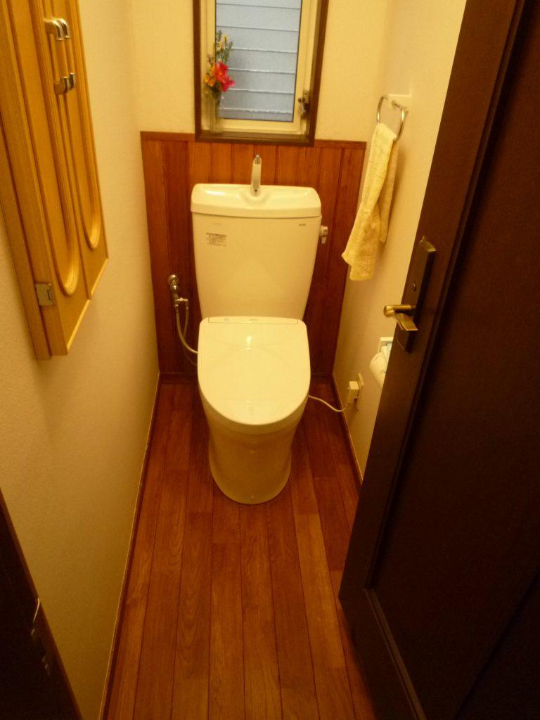W様邸トイレ工事