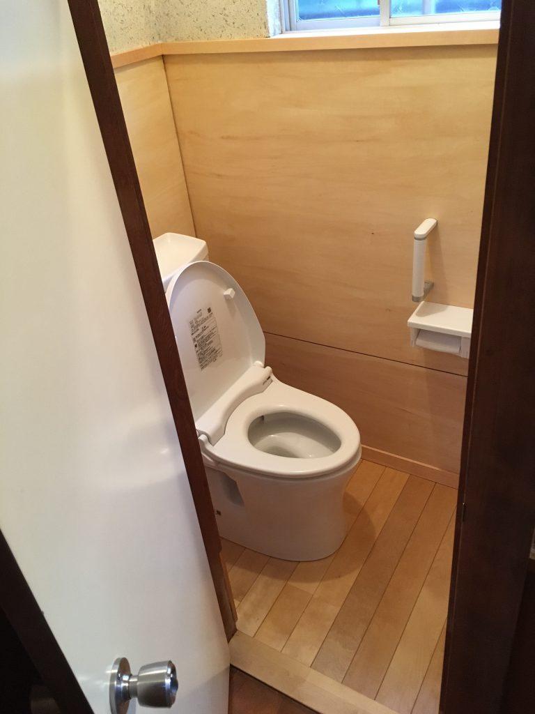 桜台 T様邸 トイレ工事