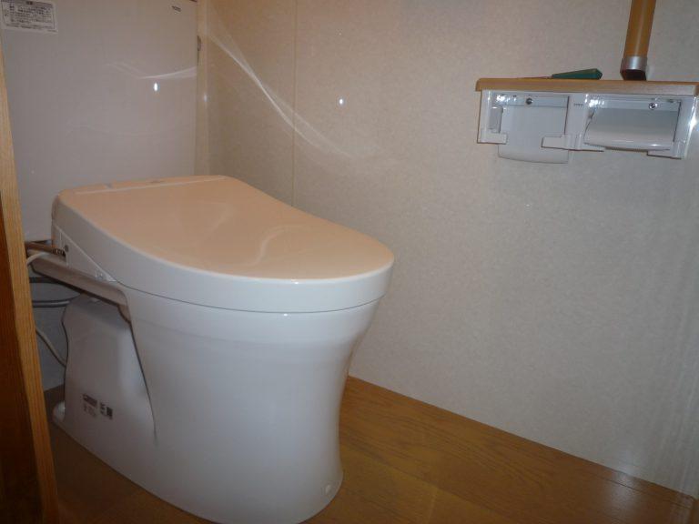 K様邸トイレ工事