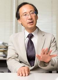 慶大理工学部 伊加賀俊治教授