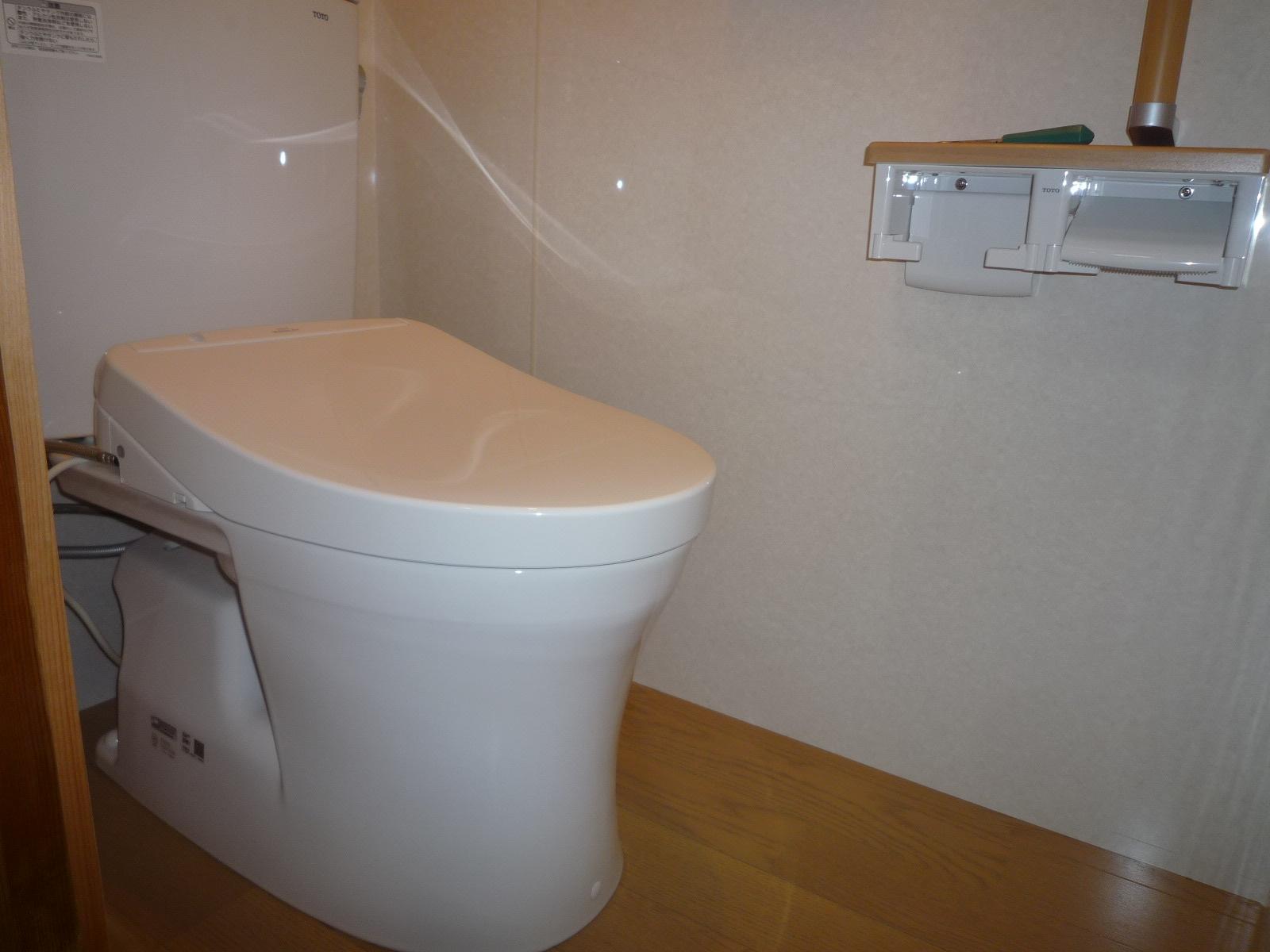トイレ工事 練馬区K様邸