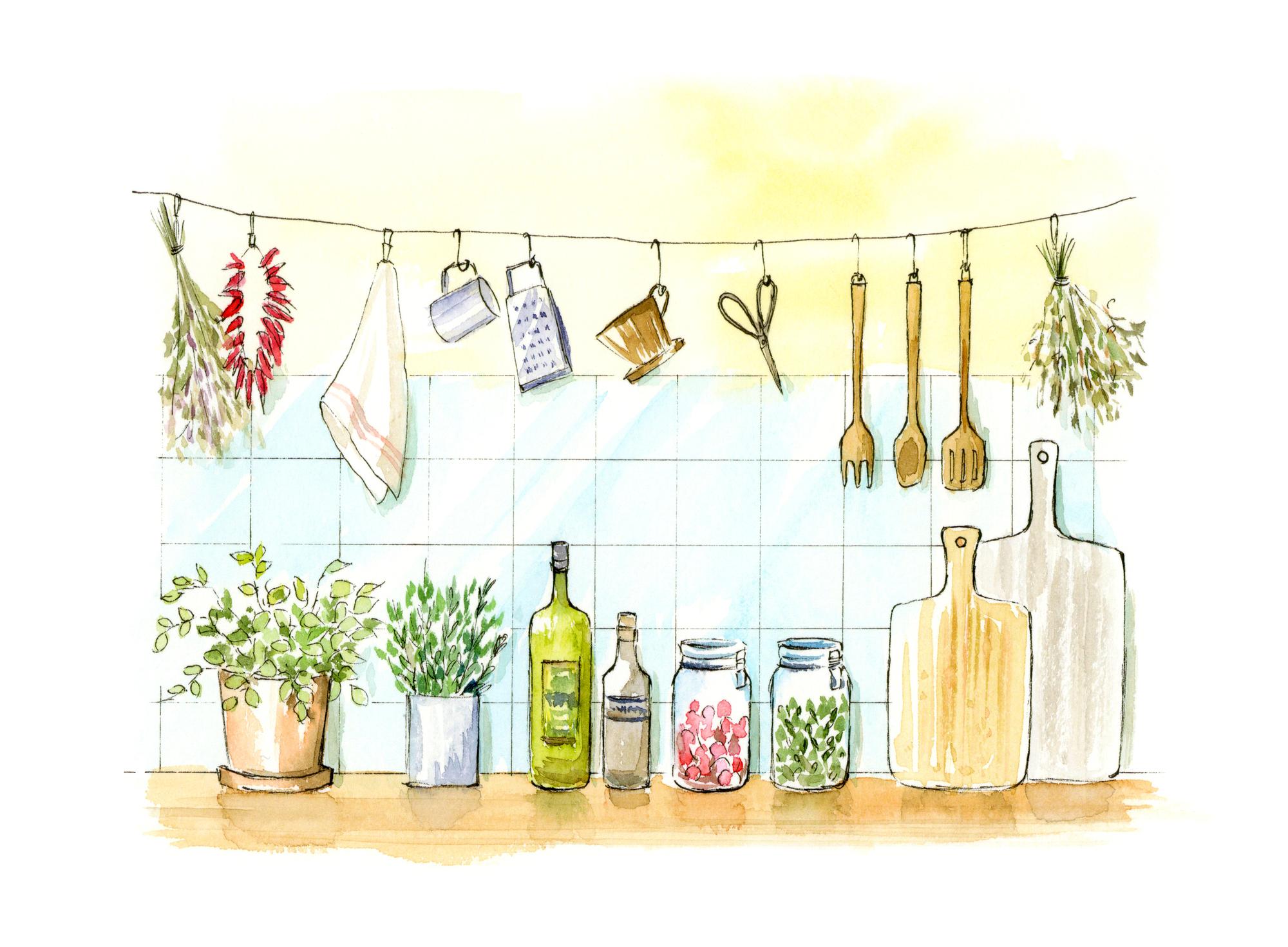 夢のキッチン|わくわくキッチン