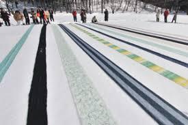小千谷の雪晒し|大東建設