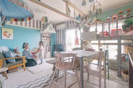 海外の子ども部屋