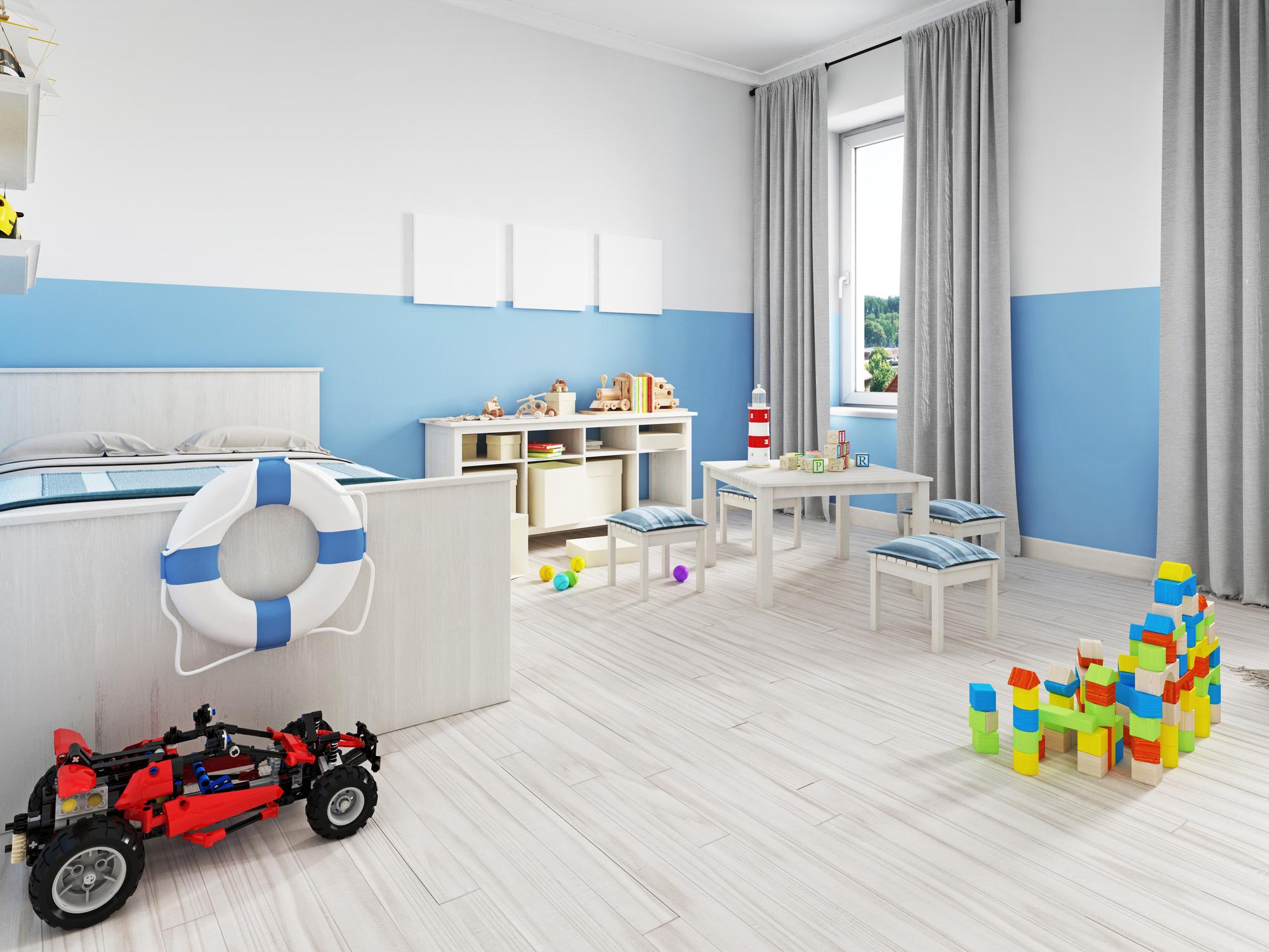 理想的な子ども部屋|練馬区