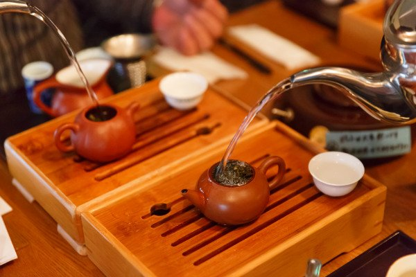 健康の聞茶