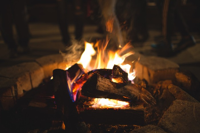 練馬区の暖炉