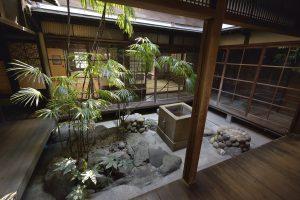 京都の町家