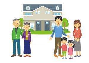 練馬の二世帯住宅