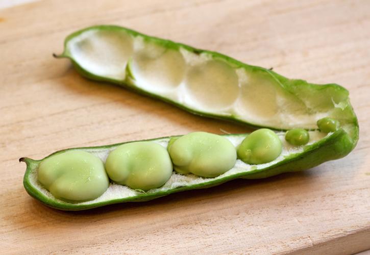 練馬の殻付きそら豆