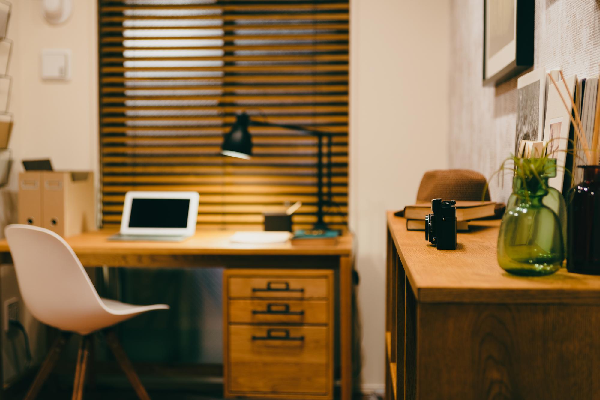 練馬の書斎