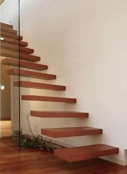 片持ち階段