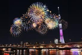 江戸から続く伝統花火
