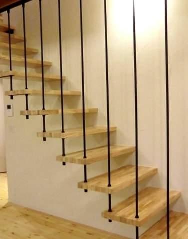 練馬の吊り階段