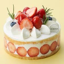 夏いちご ショートケーキ