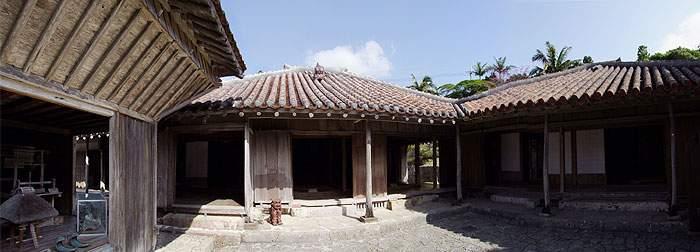 重要文化財 中村家住宅