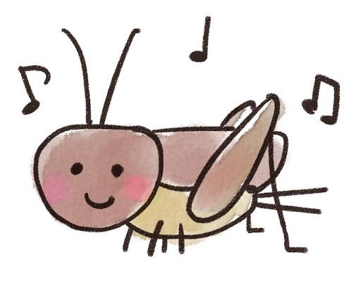 蟋蟀は実はコオロギ