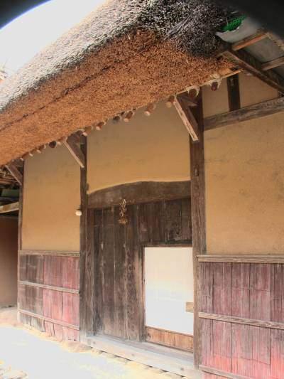 平川家住宅(くど造り民家)