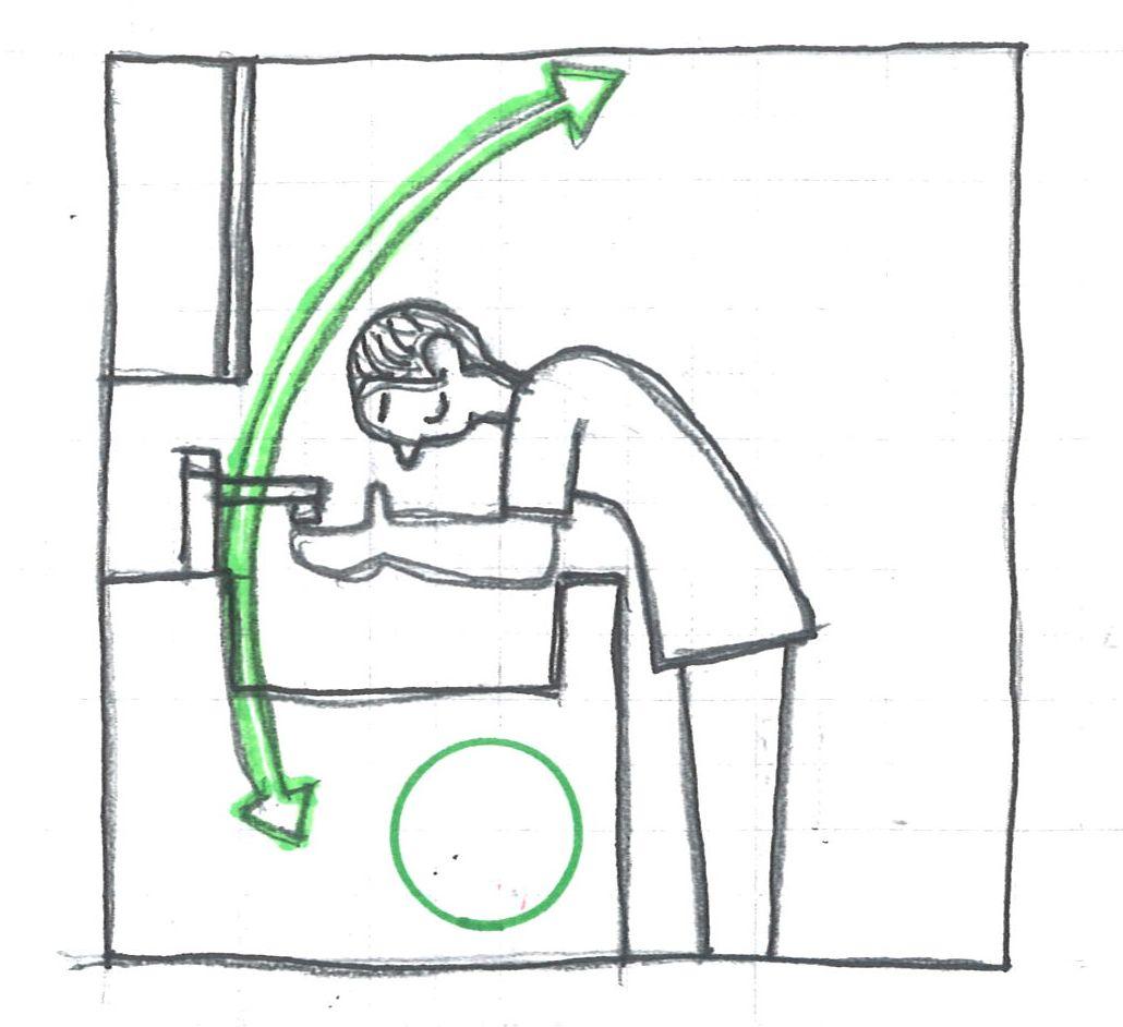 理想的な洗面器計画