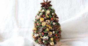 松ぼっくりクリスマス