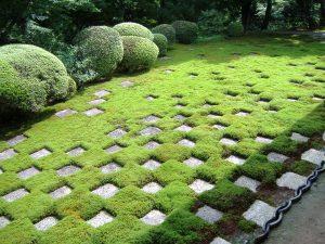 京都東福寺の方丈庭園