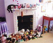 英国の子ども部屋