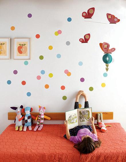 ファンタジックな子ども部屋