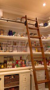 食品庫の必需品
