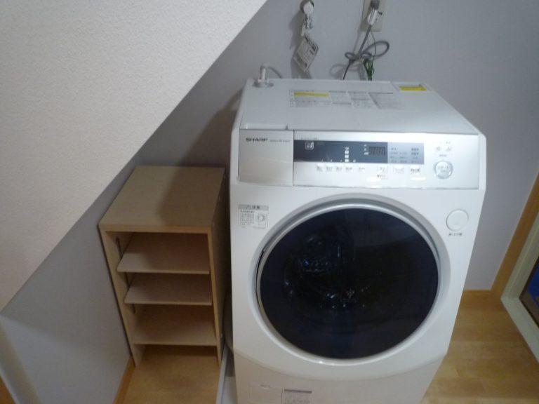 S邸洗面室洗濯機置き場工事