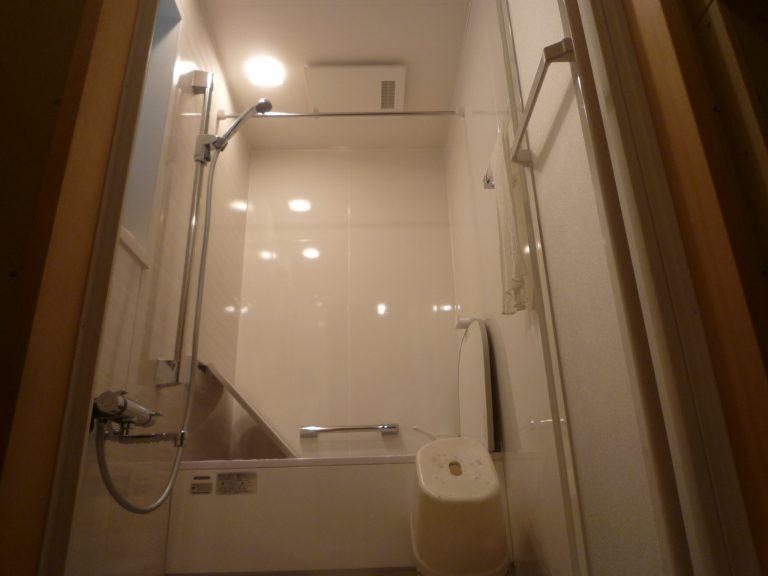 Y邸浴室工事