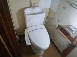 トイレ便器交換 節水トイレ