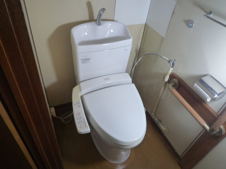 M邸トイレ工事