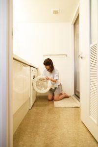 ビルトイン洗濯乾燥機
