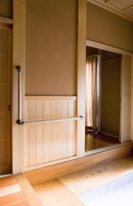 介護用玄関ドア