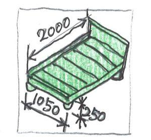 可動式ベッド