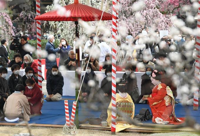 梅花祭(ばいかさい)