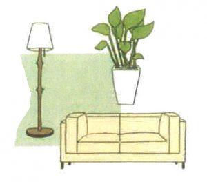 家具・エアコンなど