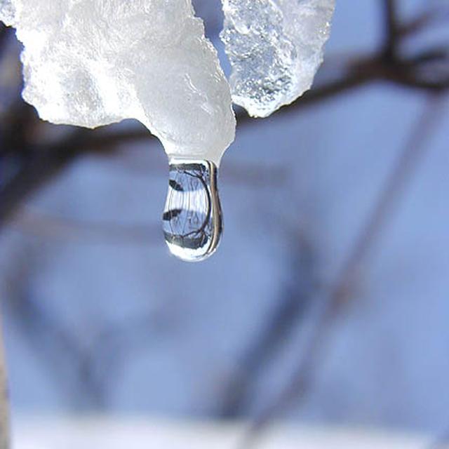 東風解凍 (はるかぜこおりをとく)