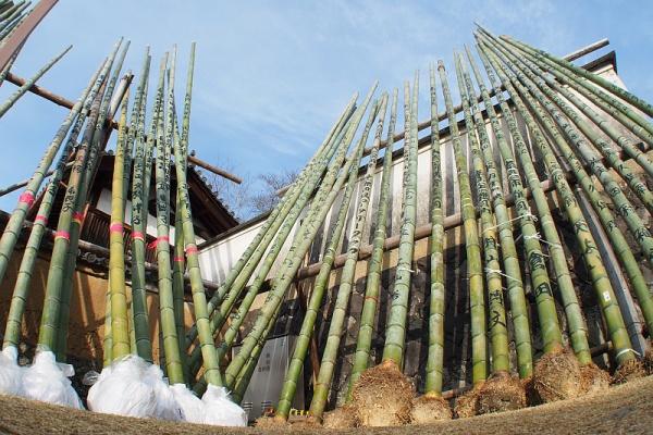 奈良-東大寺・二月堂の修二会