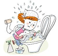 トイレ掃除の工夫