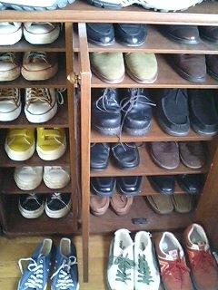 靴を長持ちさせる術