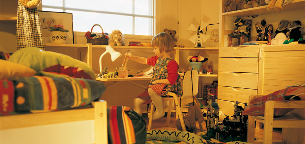 外国の子ども室