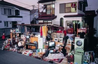 日本の一般的な家庭